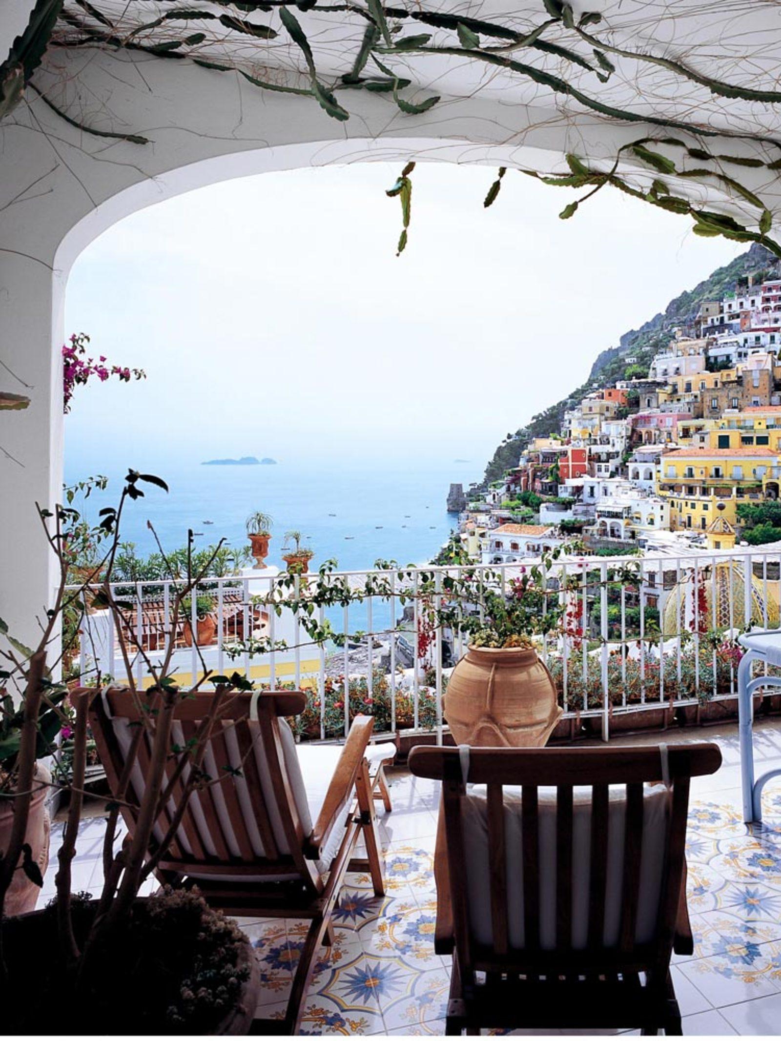 The world's best balconies