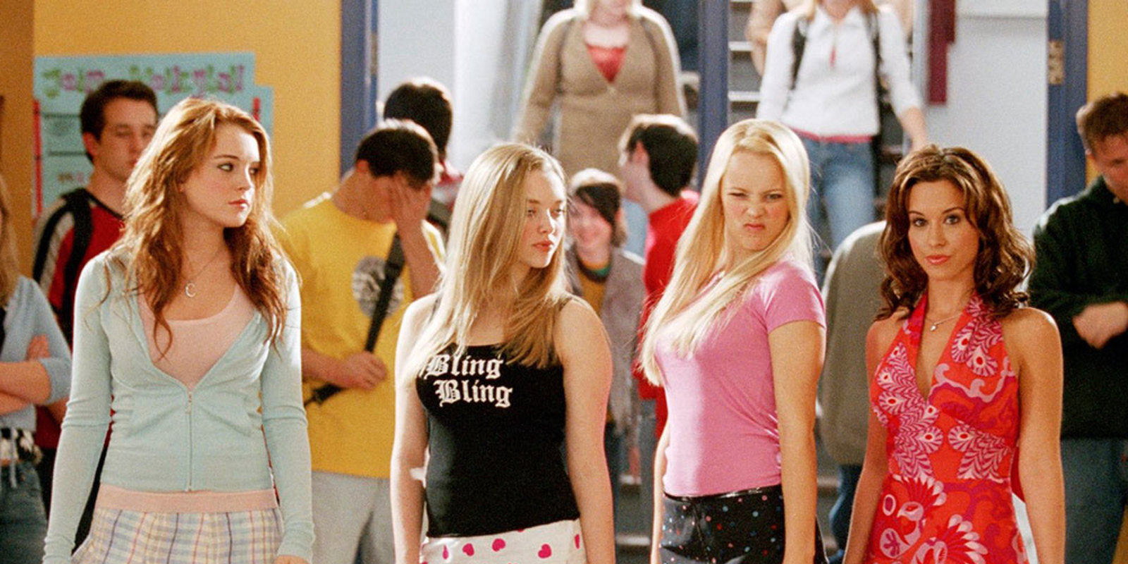 mean girls subculture Chav (/ t ʃ æ v / chav) (charver of the 21st century by the british mass media to refer to an anti-social youth subculture in the united clothes the girls.