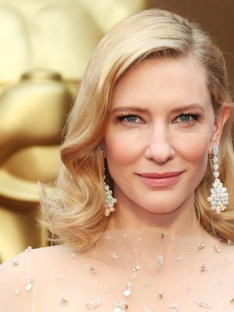 Cate Blanchett uses Viviscal