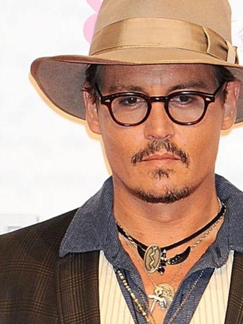 Johnny depp style file Fashion style johnny depp
