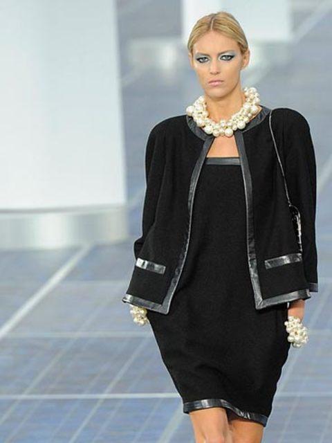 Chromatics Chanel Fashion Show