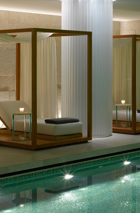The best london spas from the ned to the the bulgari hotel for Top 10 luxury hotels london
