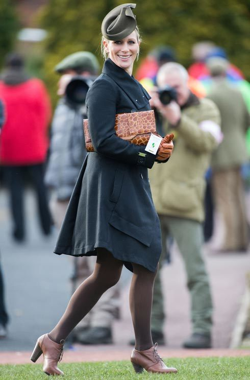 Zara Phillips Style File