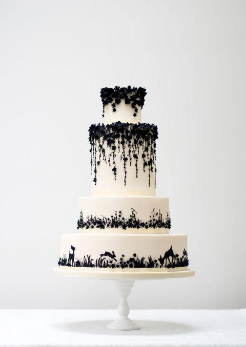 Newspaper Design Cake : Best Wedding Cakes