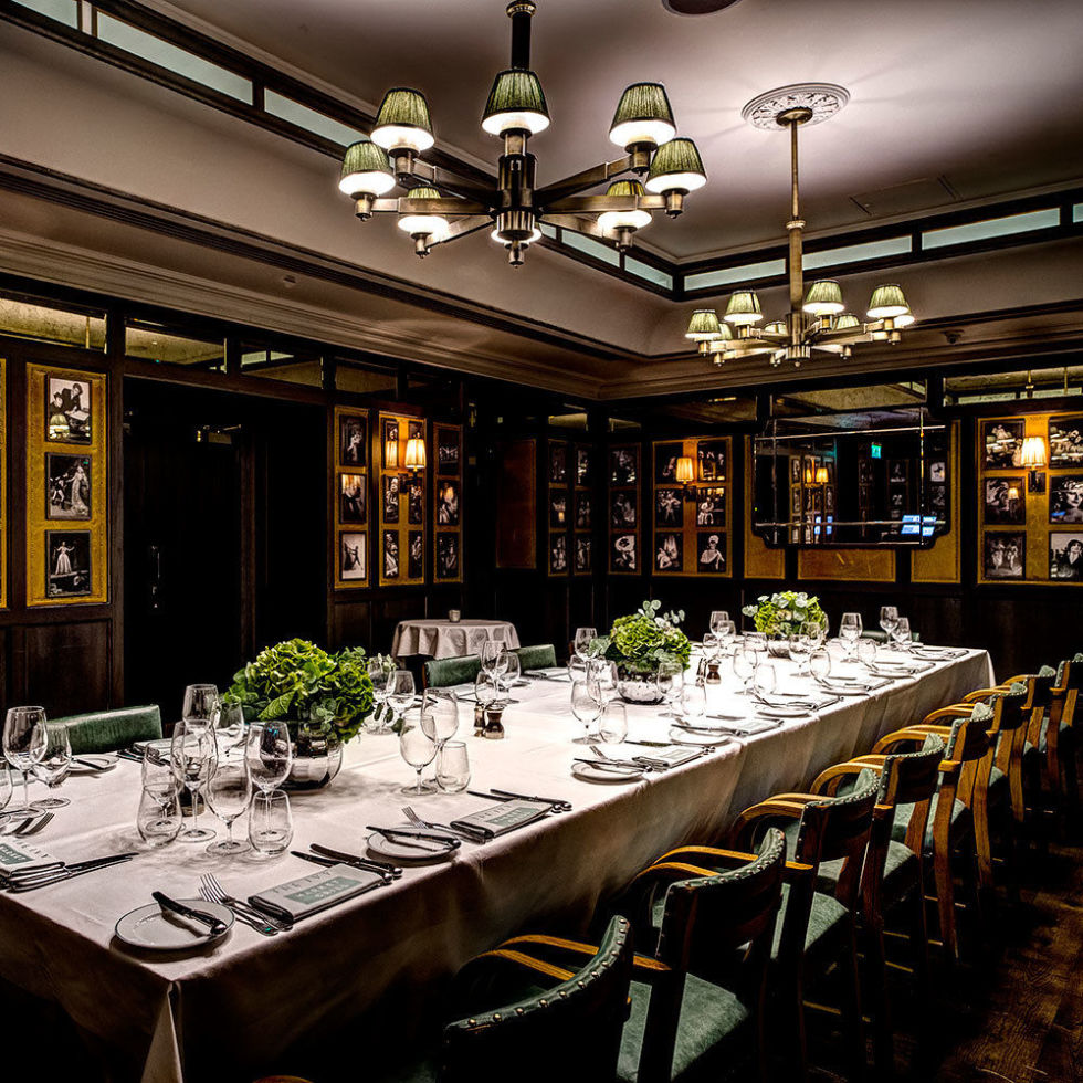 the best private dining rooms in london - Private Dining Rooms