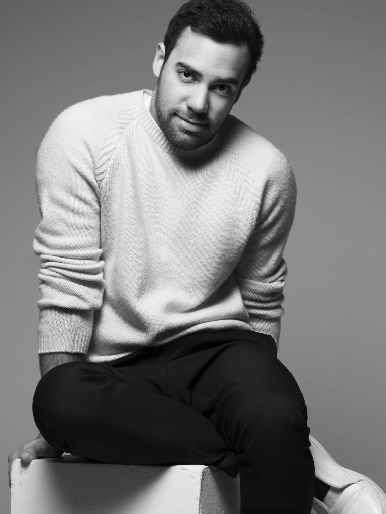 Pedro Lourenço, the new creative director of La Perla