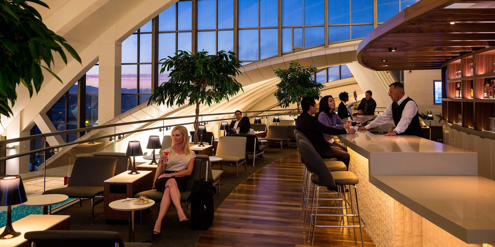 The World S Best Airport Lounges
