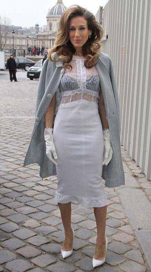 Sarah jessica parker style dresses 2017