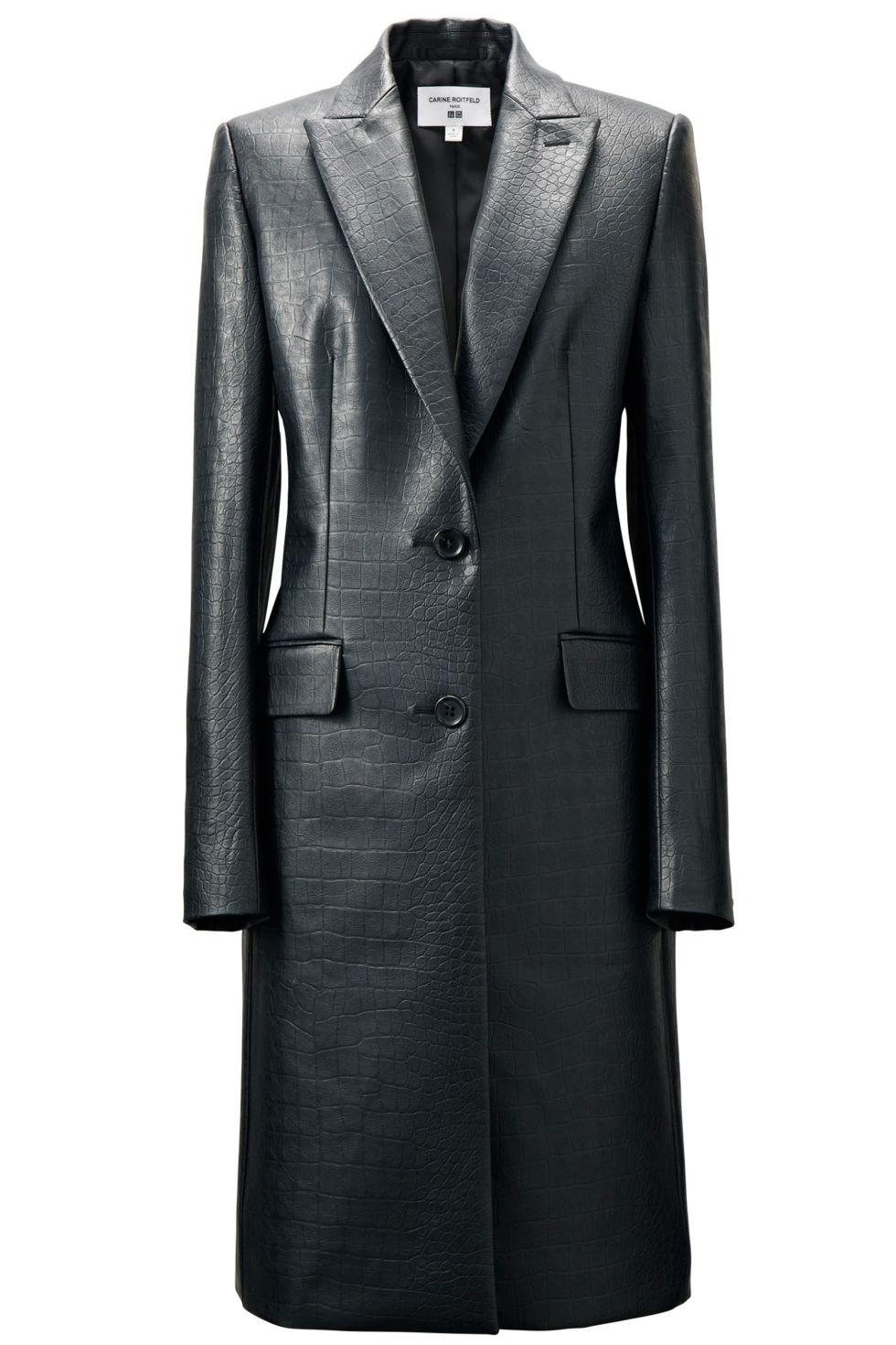 Leather jacket uniqlo - Leather Jacket Uniqlo 44