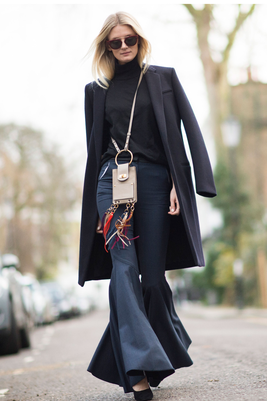 London fashion week street style Theophilus london fashion style