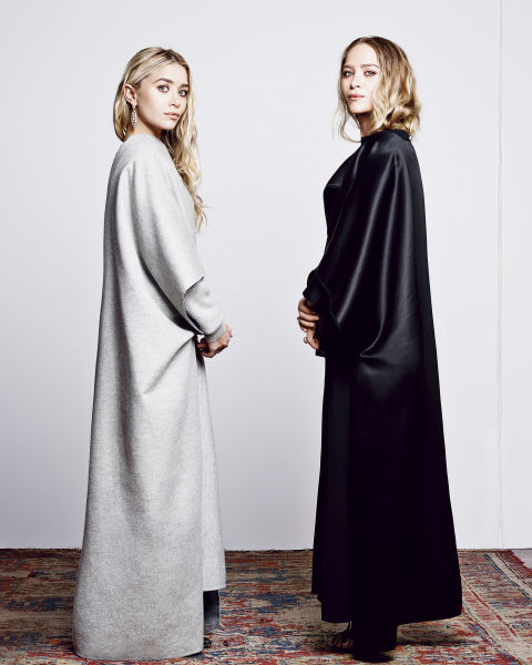 The Power Of Two Bazaar Meets The Olsen Twins