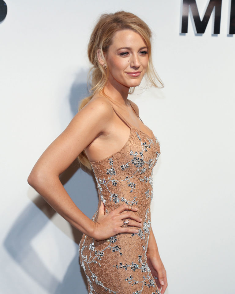 Blake Lively diet and exercise