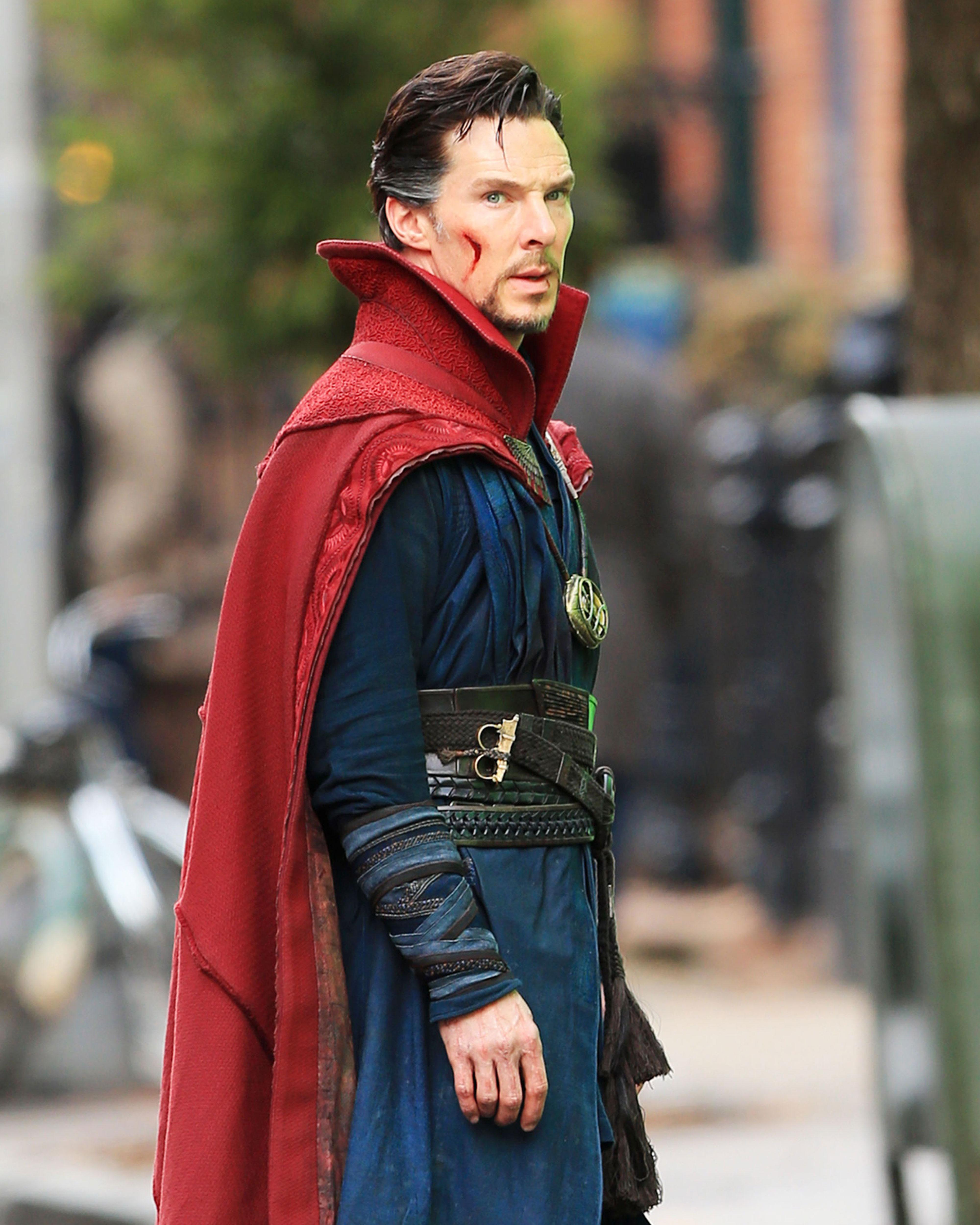 Dr Strange Benedict Cumberbatch
