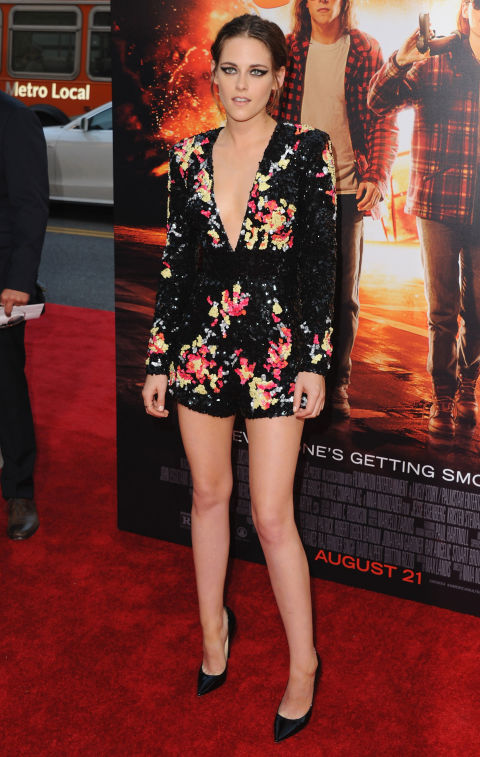 Kristen Stewart Red Carpet Style The
