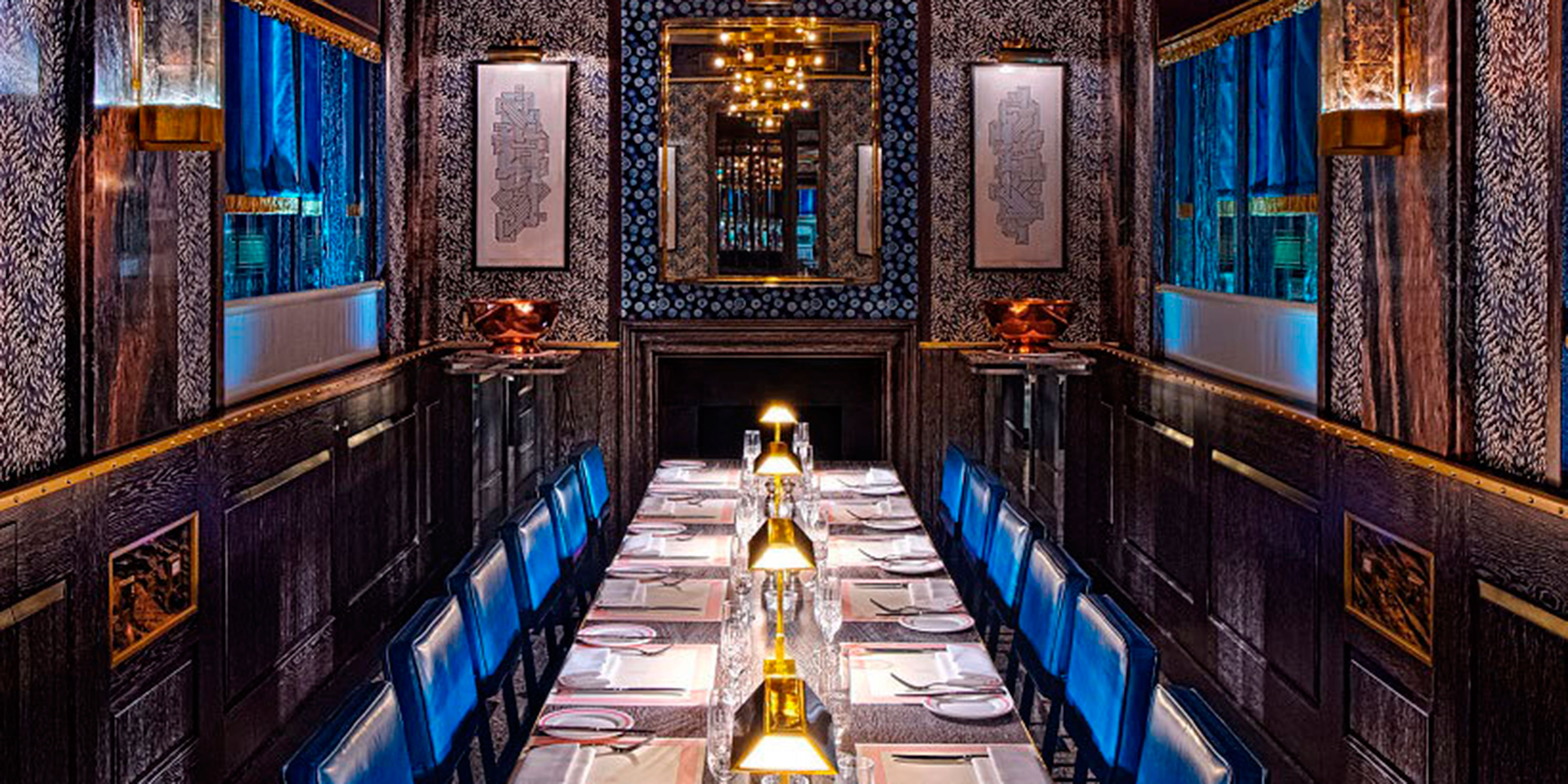 Restaurants With Private Dining Rooms In City Of London