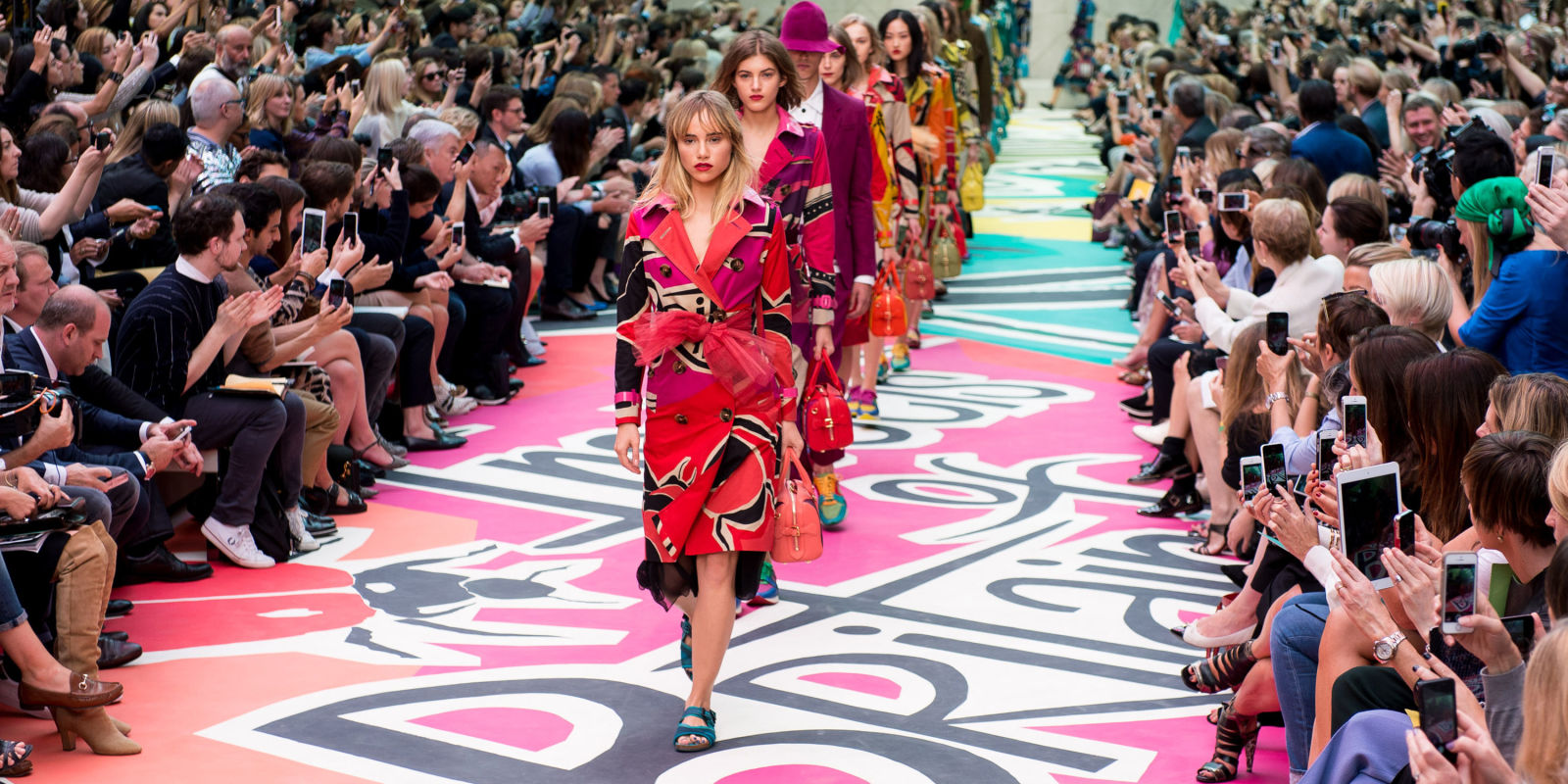 How To Get Tickets To London Fashion Week