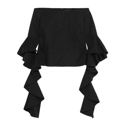 statement sleeves fashion trend. Black Bedroom Furniture Sets. Home Design Ideas