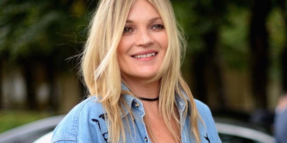 Kate Moss at Dior