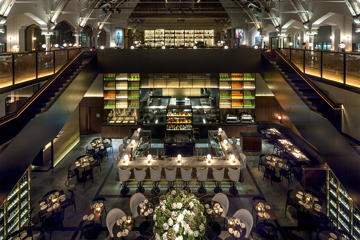 Restaurant And Bar Design Awards 2016 The Most Beautiful Places To Eat And Drink In The World
