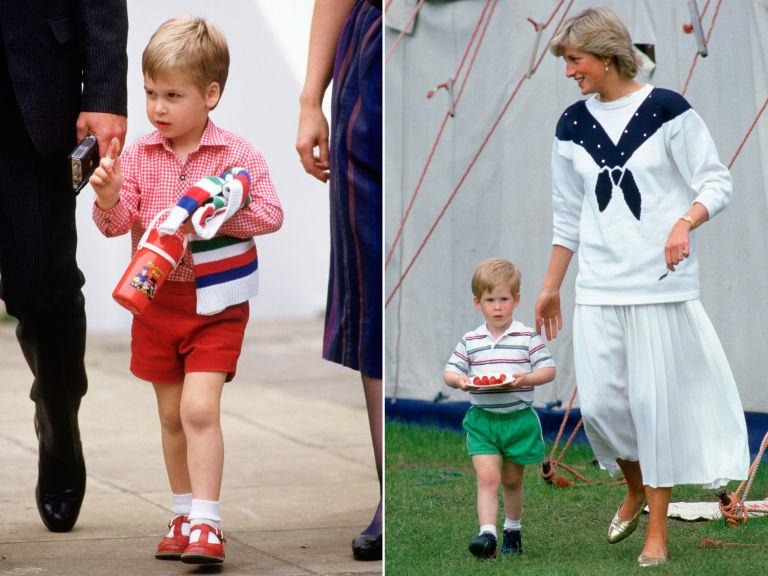 Znalezione obrazy dla zapytania prince george shorts