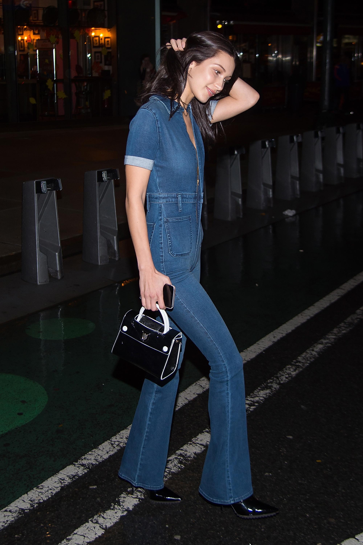 Bella Hadid S Best Street Style Looks