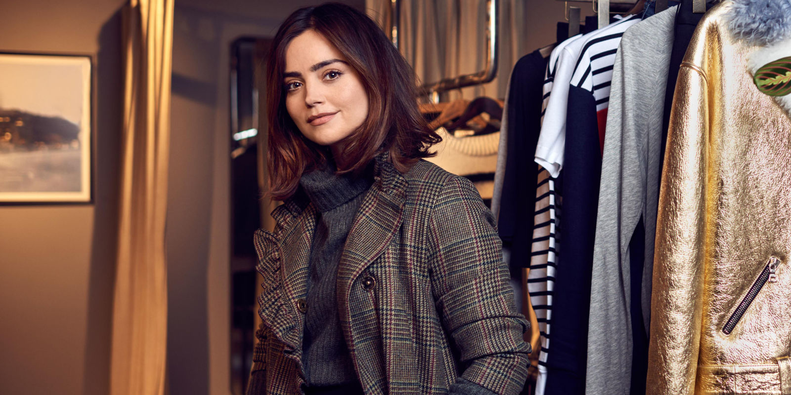 Quick-fire questions with Jenna Coleman recommendations