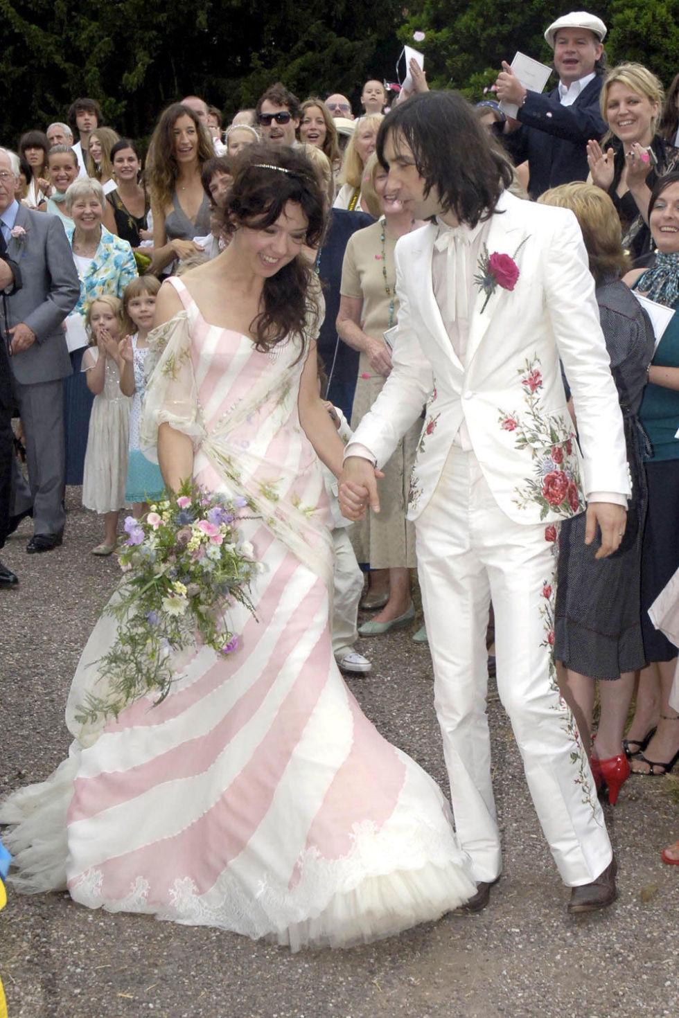 Celebrity wedding dresses uk only