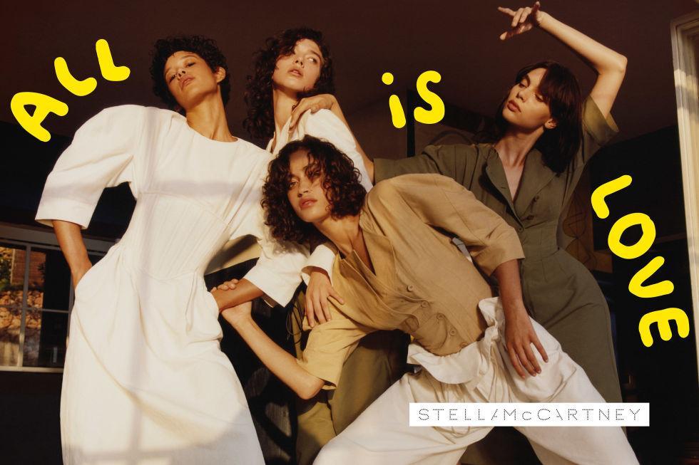 Model:Dilone, Alanna Arrington, Charlee Fraser and McKenna Hellam Photographer:Harley Weir