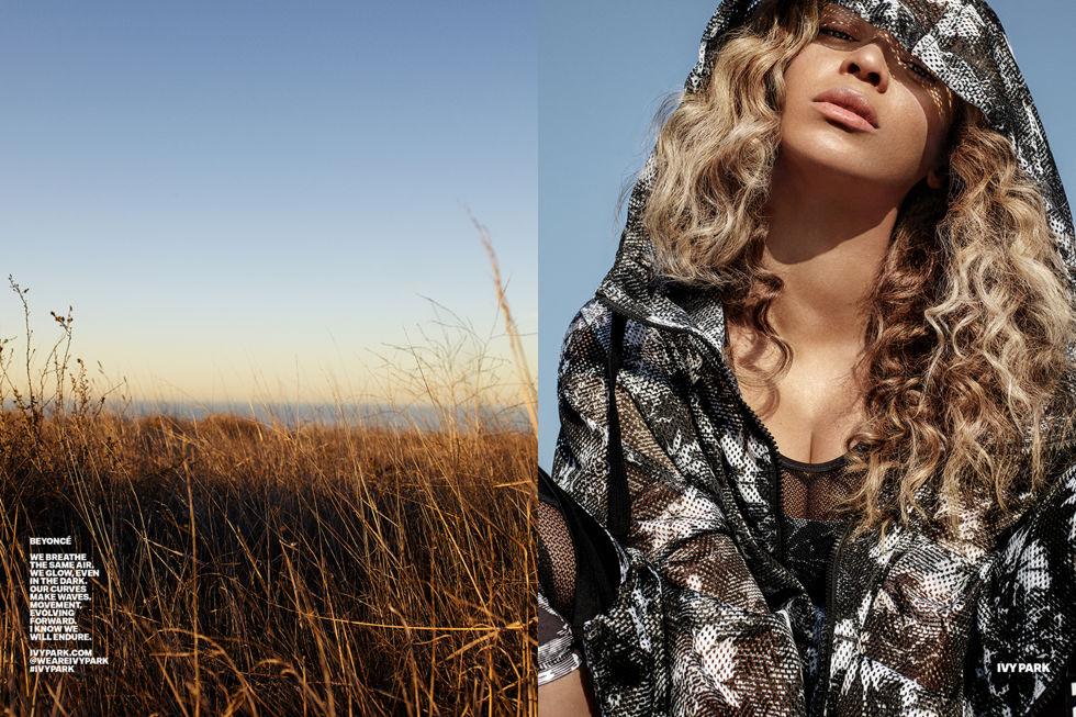 Model:Beyoncé  Photographer:Zoë Ghertner