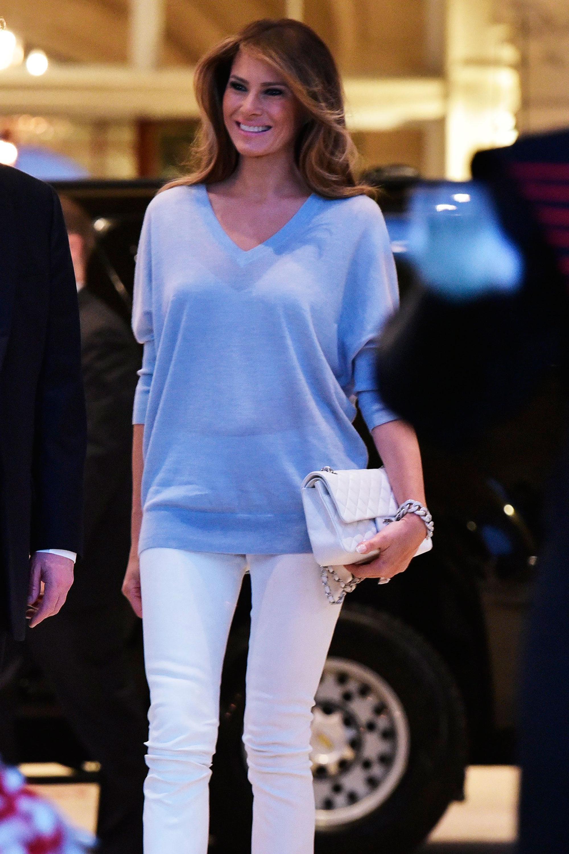 Melania Trumps Style Evolution