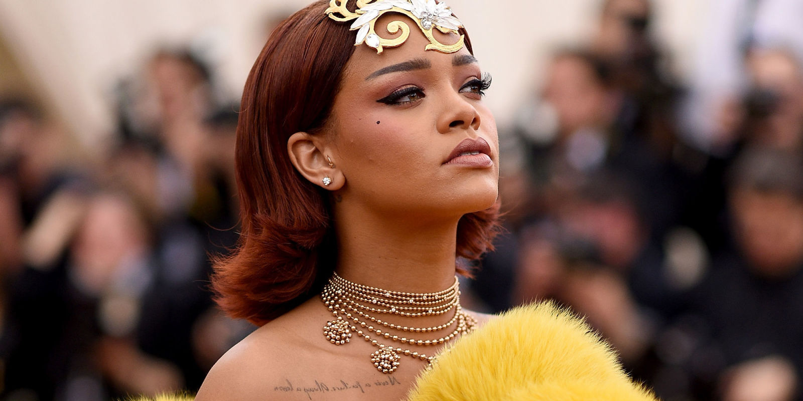 Rihanna Harvard University Humanitarian of the Year