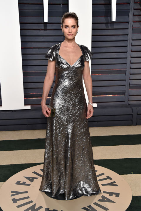 Amanda Peet in Michael Kors Collection
