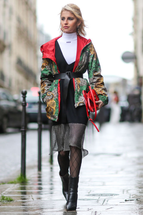 10 Tips To Take From Paris Fashion Week Street Style