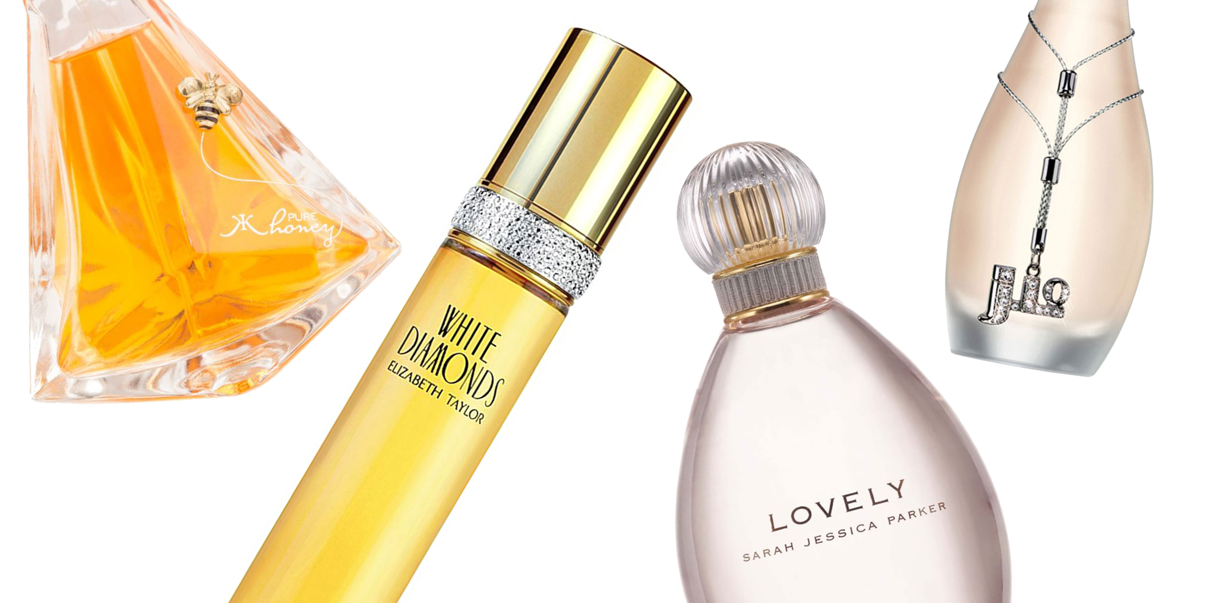 The 10 Best-Selling Celebrity Perfumes - Hollywood Reporter