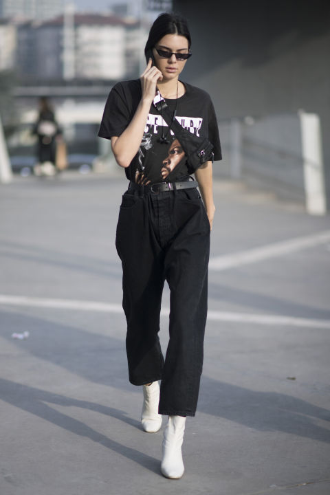 Kendall Jenner 39 S Best Looks Best Street Style Moments