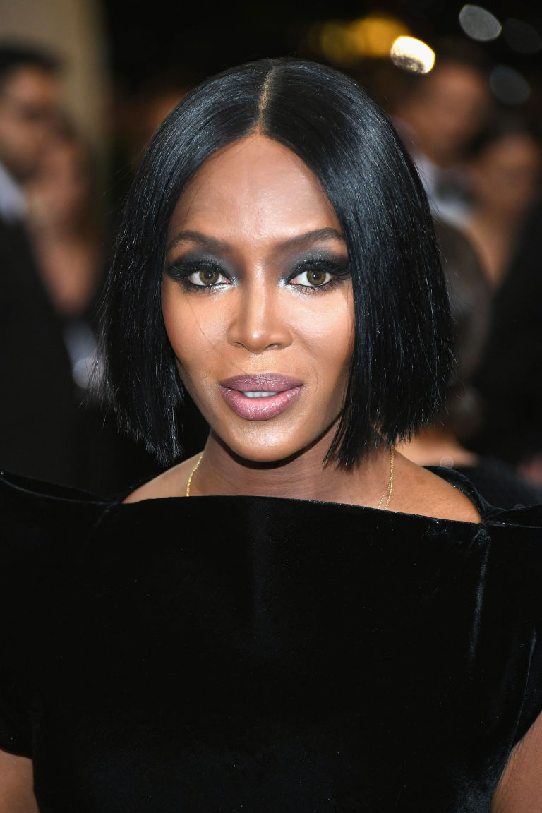 Naomi Campbell Opens Up About Losing Her Hair And
