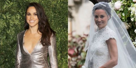 Pippa Middleton's wedding in pictures – Pippa Middleton's ...