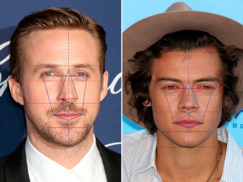Ryan Gosling and Harry Styles